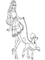 Barbie mit tiere-3