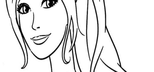 ausmalbilder barbie-166