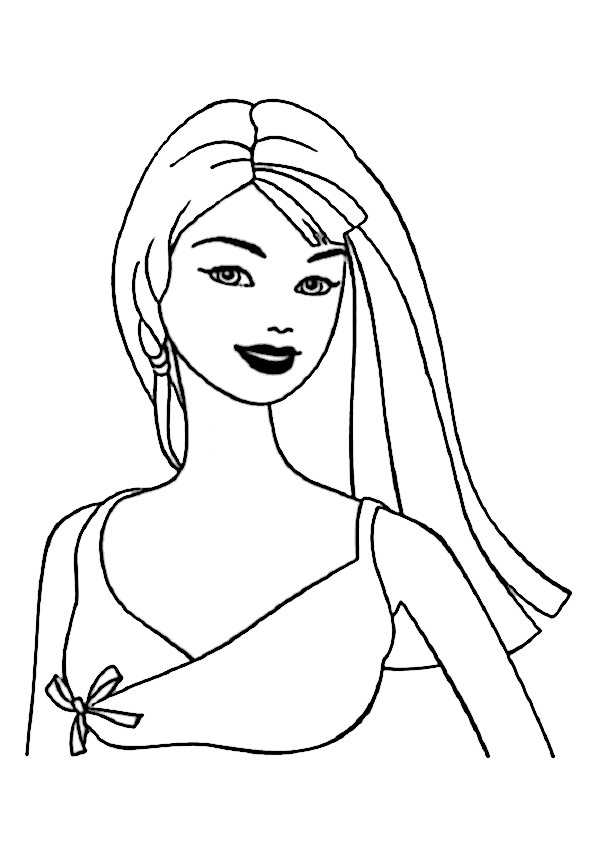 ausmalbilder barbie-215
